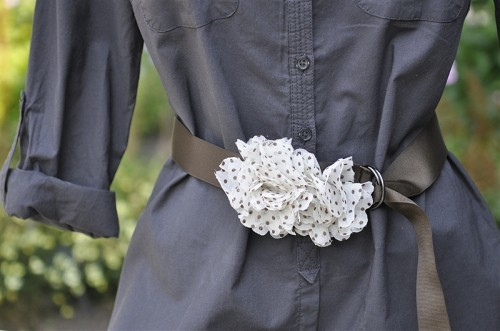 Flower Belt Tutorial