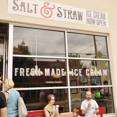 Portland}Salt & Straw