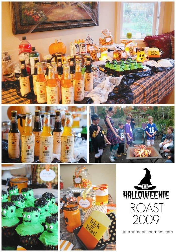 Halloweenie Roast 2009