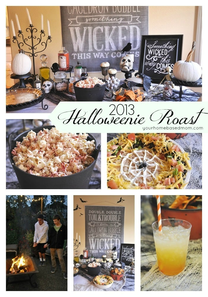 Halloweenie Roast 2013