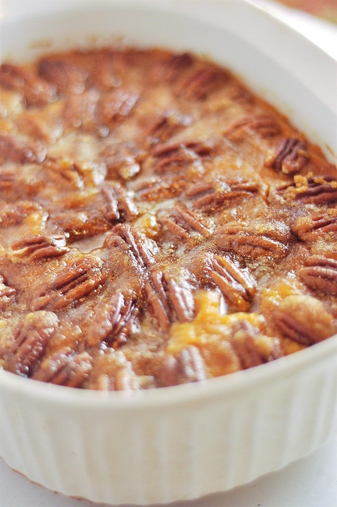 Sweet Potato Casserole Recipe From Your Homebased Mom
