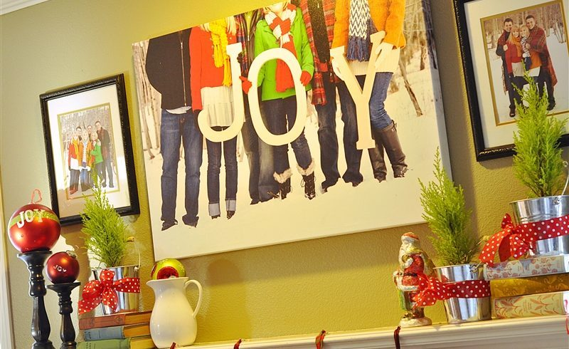 Christmas Decor – A Few of My Favorite Things