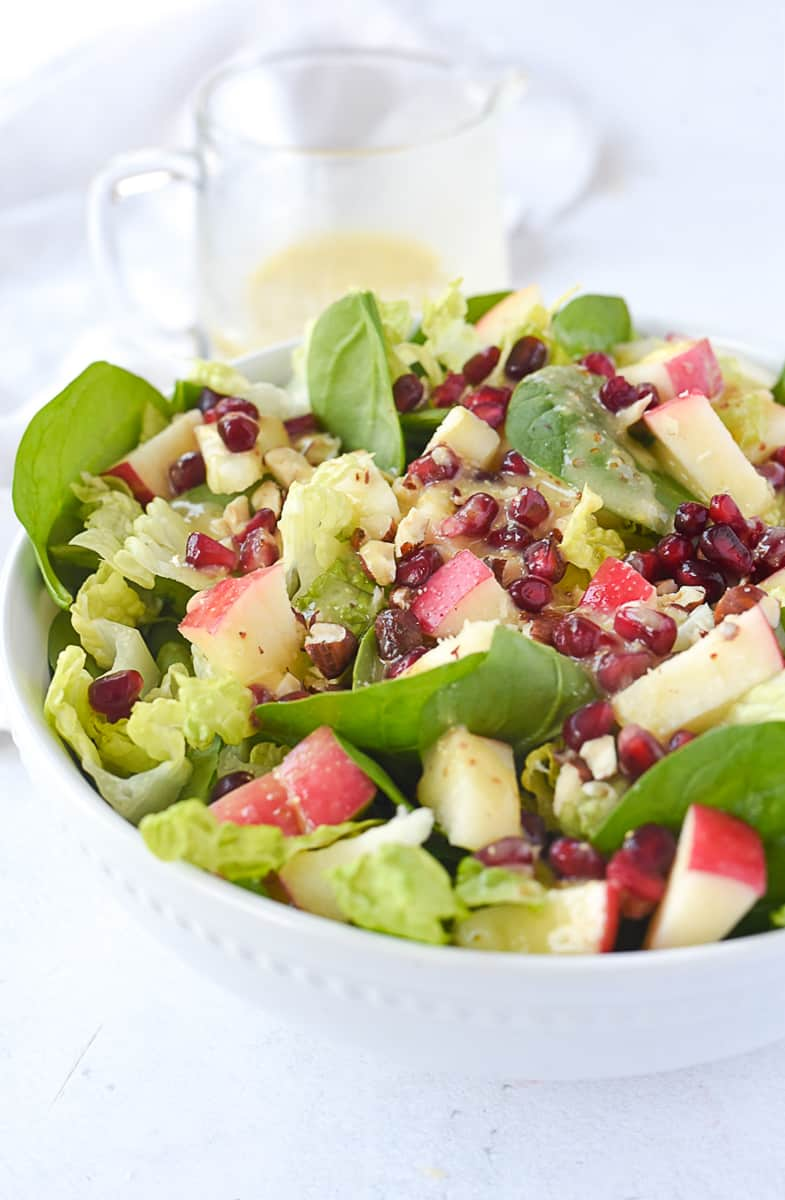 salad in abowl