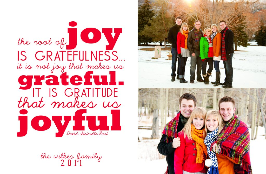 Merry Christmas 2011 – from our house to yours!