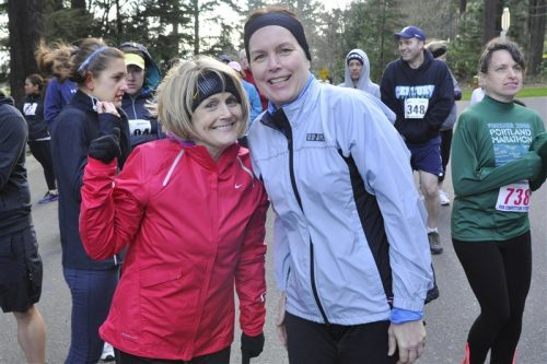 Exercise Inspiration: running buddy