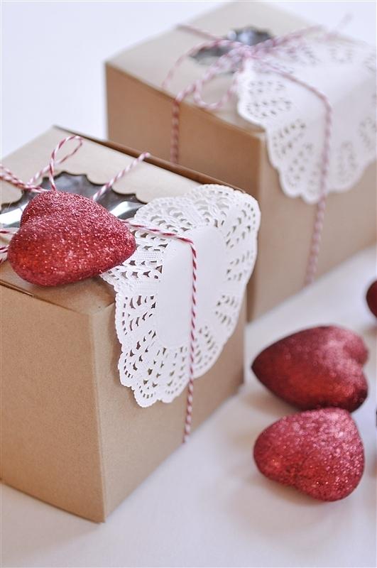 boxed valentine sugar cookies