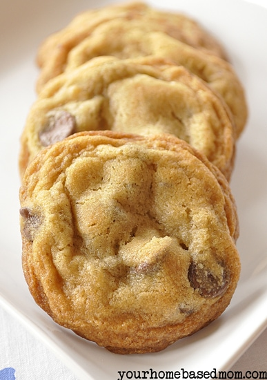Chocolate Chip Cookie Recipe Save