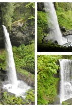 Silver Falls State Park and Weekend Recap