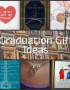 Graduation GIft Ideas Collage