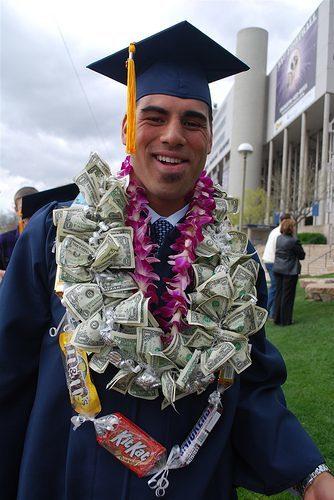 Graduation Lei