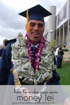 How to Make Your Own Money Lei