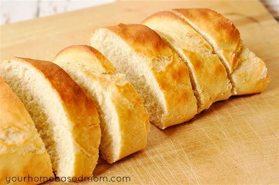 Easy French Bread Recipe - Your Homebased Mom