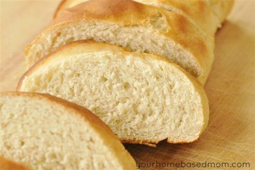 quick french bread recipe