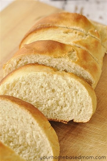 An easy bread recipe