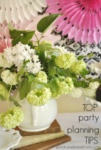 Top Ten Party Planning Tips