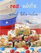 M & M Blondies