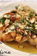 Chicken Amandine Recipe