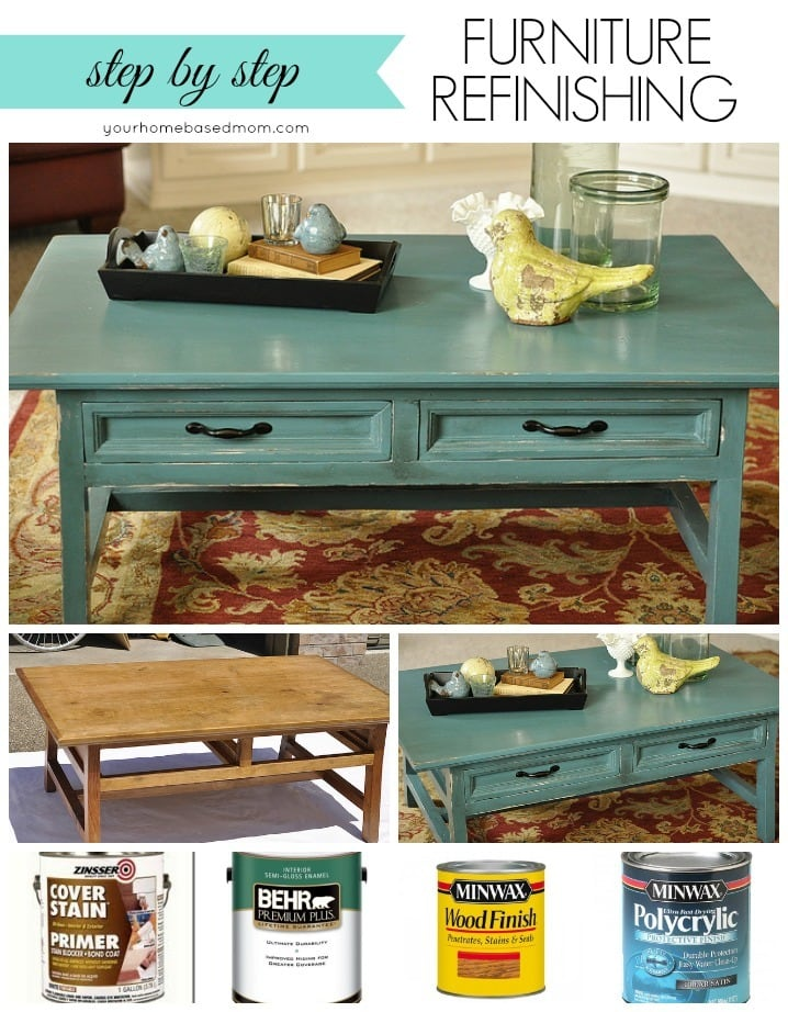 Refinish Furniture Paint images