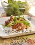 Crock pot Cashew Nut Chicken