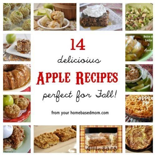 14 Delicious Apple Recipes for Fall