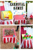 The Wedding Carnival}Carnival Games
