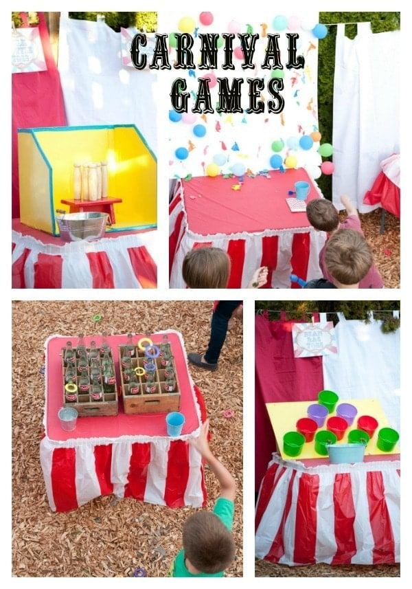 The Wedding Carnival Carnival Games