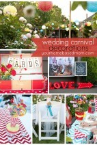The Wedding Carnival}The Decorations