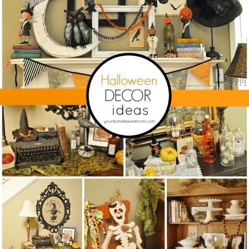 34 Halloween Home Decore Ideas: Your Homebased Mom