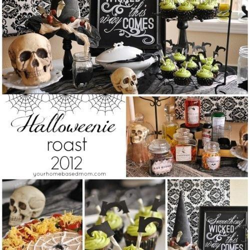 Halloweenie Roast 2012