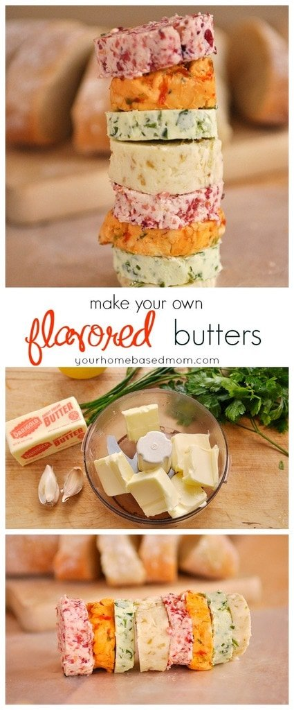 Flavored-Butters
