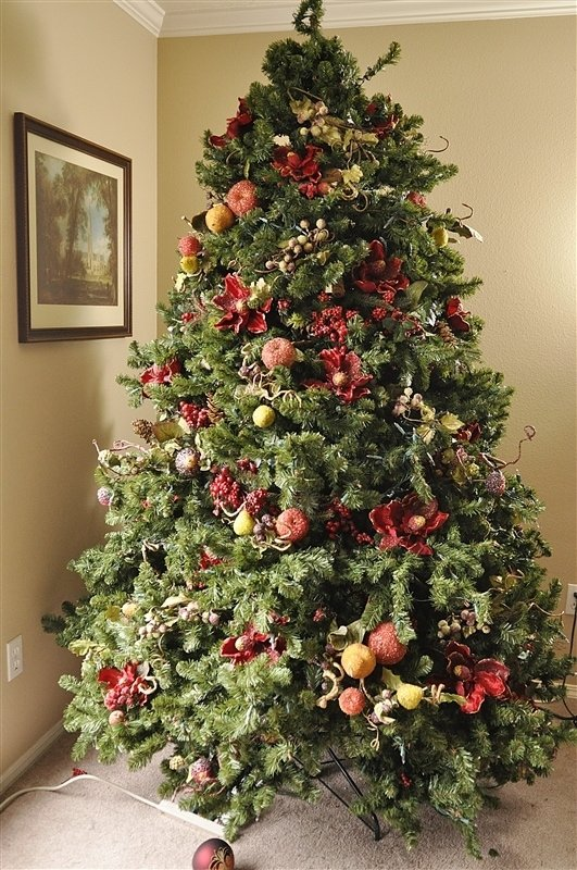its pretty just the way - Ways To Decorate A Christmas Tree