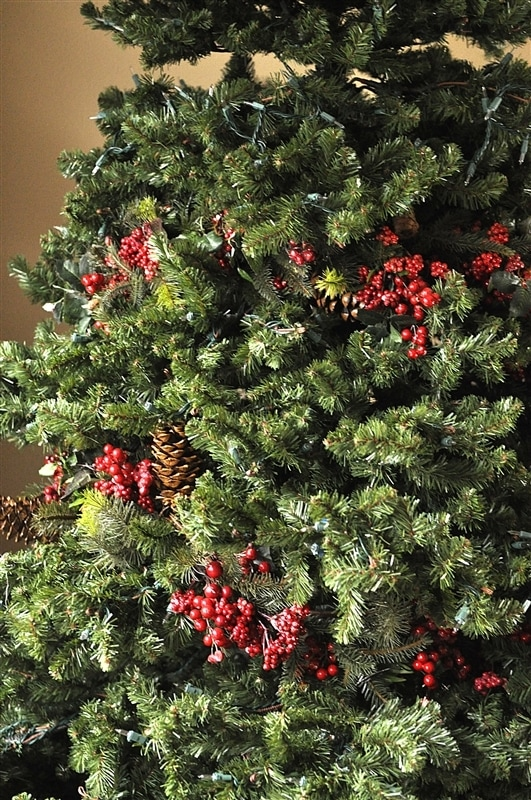 Christmas Tree Fillers.How To Decorate A Christmas Tree Tutorial