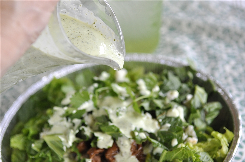 Cafe Rio Style Creamy Tomatillo Salad Dressing Recipes — Dishmaps
