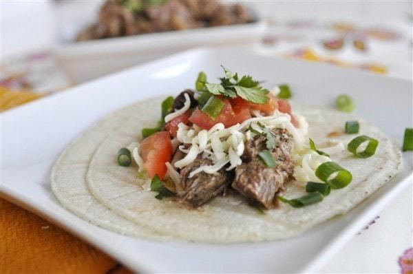 Crockpot Mexican Beef