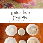 GLuten Free Flour Mix - the best gluten free flour ever!