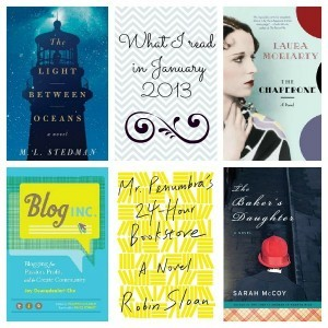 January Recommended Books