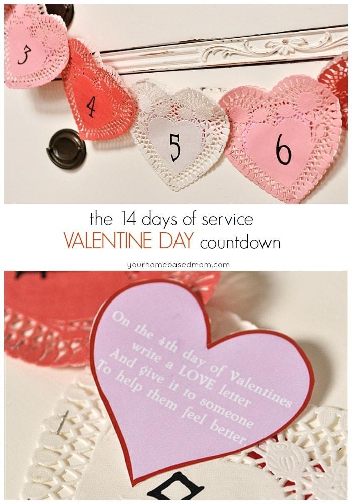 Valentine Day Countown