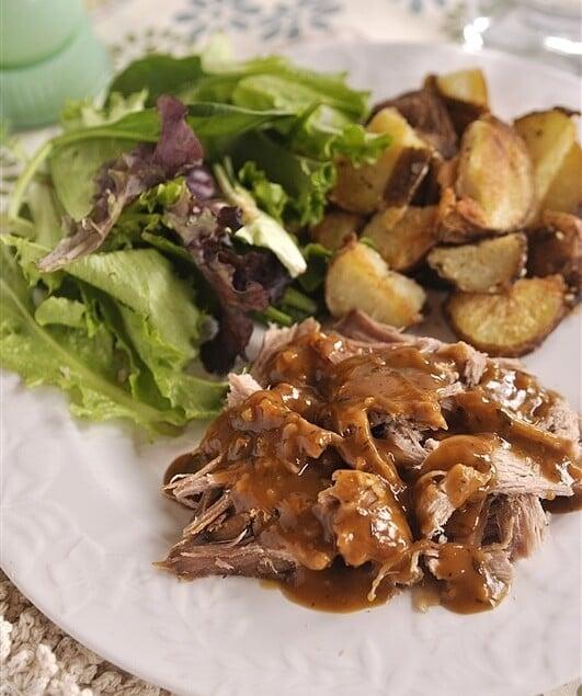 Brown Sugar Maple Pork Tenderloin@yourhomebasedmom.com