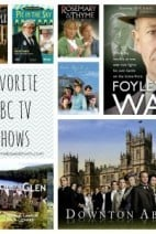 My Favorite British/BBC TV Shows }My Favorite Things