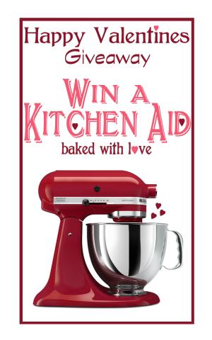 KitchenAid Valentine Giveaway