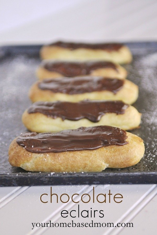 secrets of eclairs