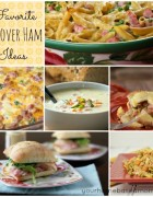 Leftover Ham Ideas