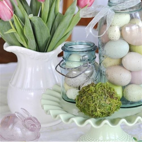 Easter Decor 2013