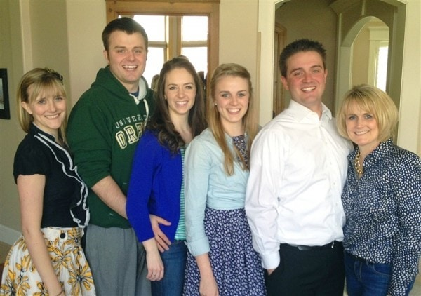 Wilkes Family