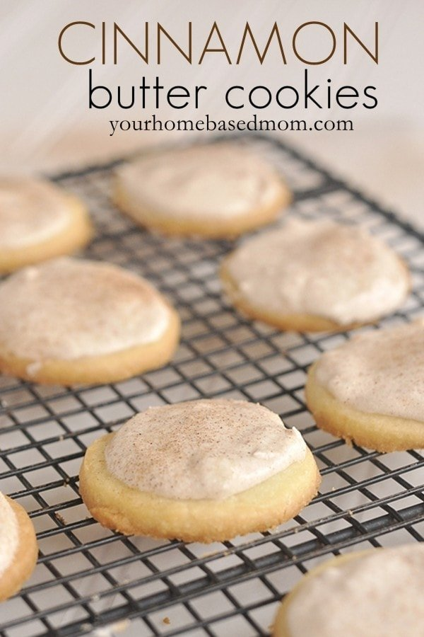 Cinnamon cookies recipes easy