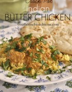 crock pot indian butter chickemn