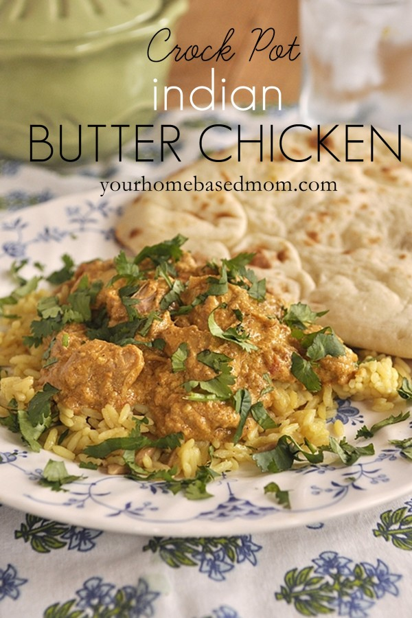 Crock pot indian butter chicken crock pot indian butter chickemn forumfinder Image collections