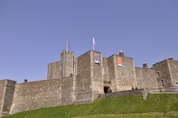 Day Eight - Dover