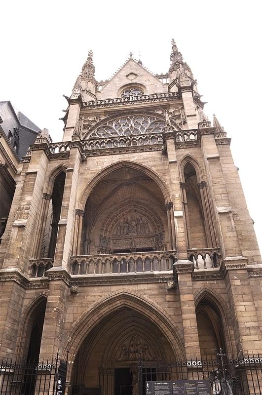 Ste. Chapelle