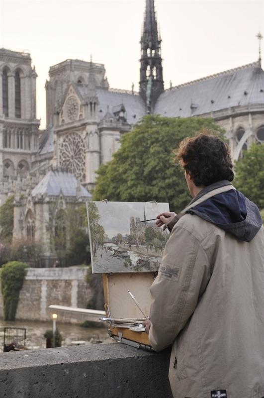 Day Four - Paris Day Three